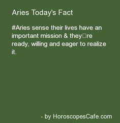 Aries Daily Fun Fact