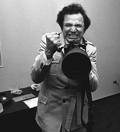 Nikon F2 with Ron Galella