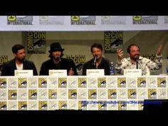 Comic Con 2014 Supernatural Panel Clip 3 - YouTube