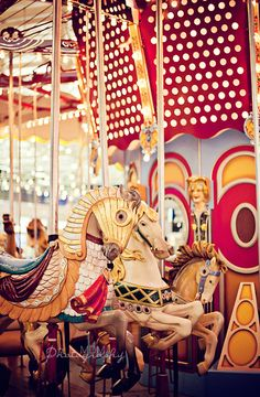 imagine how fun it would be to one night have all your friends on a carousel just having fun at prom #promweek2013