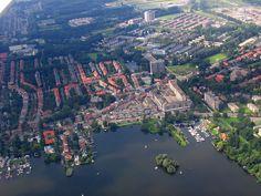 luchtfoto Hillegersberg
