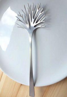 Top Creative Works » Salad fork