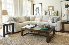Sand Salonne 3-Piece Sectional View 3