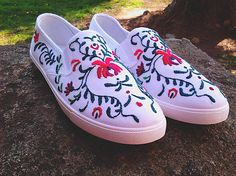 Vans Authentic, Sneakers, Handmade, Shoes, Fashion, Tennis Sneakers, Hand Made, Sneaker, Zapatos