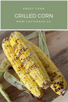 Barbeque season is officially here and if there is one thing that you need to learn how to master its grilling corn on the cob! This is the easiest way to grill corn on the cob! Fall Recipes, Whole Food Recipes, Great Recipes, Mushroom Veggie Burger, Grilling Corn, Olive Oil Butter, Mediterranean Pasta Salads, Vegetable Prep, Buzzfeed Tasty