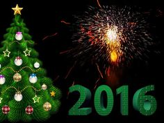 Happy New Year 2016: New Year Wallpaper for Tablet