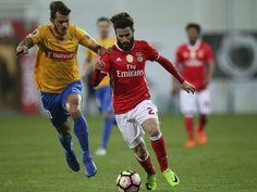 TP: Estoril-Benfica, 1-2 (resultado final)