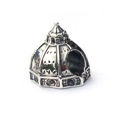 Florence, Italy Duomo Landmark Bead, compatible with all European Charm Bracelets, $32.00