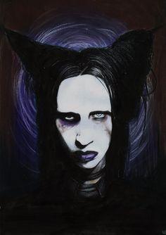 (S)aint by WizzyLee (Marilyn Manson)