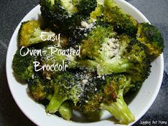 Juggling Act: Easy Oven-Roasted Broccoli