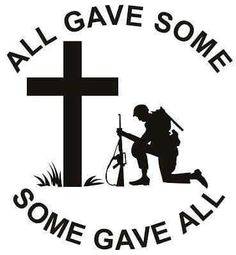 All Gave Some Some Gave All Military Vietnam Soldier Decal Custom Size/Color Marine Corps, Remembrance Day Art, Soldier Silhouette, Some Gave All, Anzac Day, Wood Burning Patterns, Support Our Troops, Silhouette Cameo Projects, Silhouette Fonts