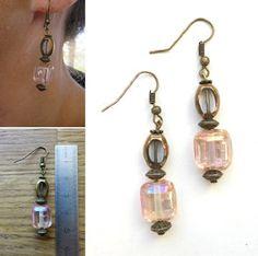 Check out Earring hooks earrings 17555 Made with lots of love! ❤️  https://www.etsy.com/listing/518701562/earring-hooks-earrings-17555?utm_campaign=crowdfire&utm_content=crowdfire&utm_medium=social&utm_source=pinterest