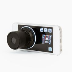 Gadgets: I never met a cool gadget I didn't like! The iPhone Viewfinder. Recommended by http://blubambu.biz - your personal graphic designer offering helpful design ideas and advice.