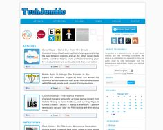http://www.TechJumble.com/ | TechJumble | Startups And New Technology - Submit Your Tech | TechJumble is a resource center for and about startups and new technology companies. We serve as an information hub designed to bring the public closer to new technologies and the entrepreneurs behind them. Submit your tech at TechJumble now!