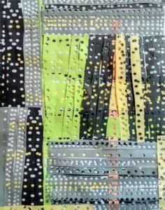 """Saatchi Art Artist sanjay kumar; Collage, """"paper dots"""" #art"""