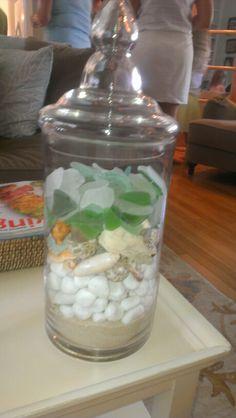 Good way to display seaglass