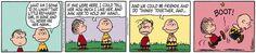 Peanuts Comic Strip, July 28, 2016     on GoComics.com