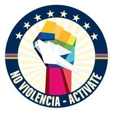 Franelas y camisetas con diseño métodos noviolentos.No violencia  activate. Flannels and shirts with nonviolent Methods design Activate Non Violence. Cerrostudio.Caracas-Venezuela.