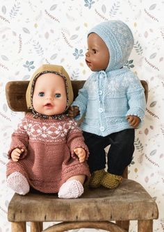 Baby Born, Baby Dolls, Doll Clothes, Knitting Patterns, Cardigans, Winter Hats, Crochet Hats, Rompers, Sewing