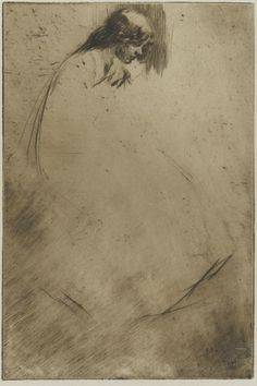Whistler Etchings :: Image of Impression