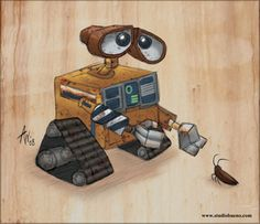 Wall E Eve As Humans Disney Pixar Other Pinterest