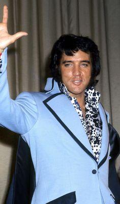 Elvis - Madison Square Garden press conference, June 8, 1972; New York