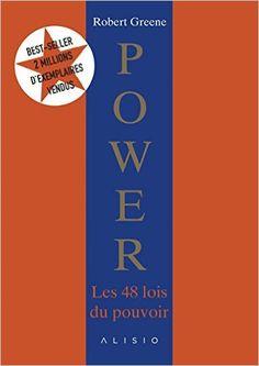 Amazon.fr - Power les 48 lois du pouvoir - Robert Greene - Livres