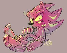 Sonic and all Characters Shadow The Hedgehog, Sonic The Hedgehog, Shadow And Maria, Sonic Mania, Sonic Franchise, Sonic Heroes, Shadow Pictures, Sonic And Shadow, Sonic Fan Art