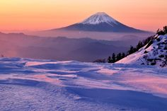 Rosy-Colored Morning Photo by Tomoaki Matsushita -- National Geographic Your Shot