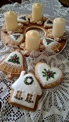 Elegant Interior and Furniture Layouts Pictures : Best 25 Decorated Christmas Cookies Ideas Only On Pinterest Beautiful Remodels And Decoration : Decorating Sugar Cookies With Royal Icing Beautiful Remodels and Decoration : decorating sugar cookies with royal icing Elegant Interior and Furniture Layouts Picturess