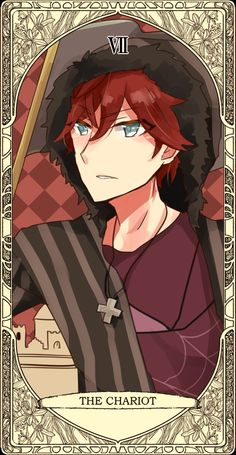 Dance with Devils Lindo anime