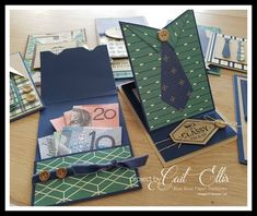 Stampin Up - Truly Tailored