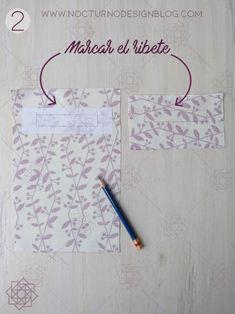 Cómo hacer un bolsillo de ribete. Técnicas de costura. Tipos de bolsillos. Costura fácil paso a paso. tutorial de costura. Técnicas de costura. Design Blog, Bullet Journal, Sewing Trim, Sewing Studio, Sewing Techniques, How To Sew, Hipster Stuff