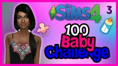 Let's Play: The Sims 4 - 100 Baby Challenge Part 3 - Got Em!