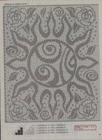 Gallery.ru / Фото #128 - Filet Crochet pour Point de Croix 2 - Mongia