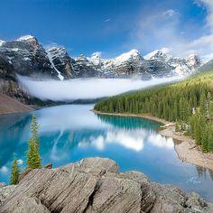 Ten Peaks   Banff National Park, Alberta, Canada
