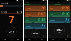 Metrics and progress tracking goes a long way to helping one try to stay fit and healthy. For those who opt to this with the help of an Android Android Wear, Android Apps, Fitness App, Stay Fit, Fun Workouts, Keep Fit, Fit Bodies