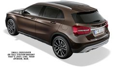 New Release Mercedes GLS 2015 Review Rear Side View Model