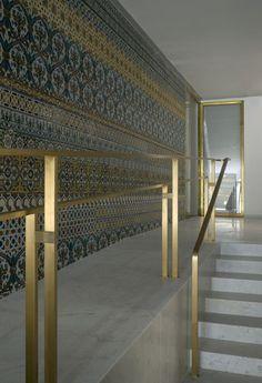 Guillermo Vazquez Consuegra - Rehabilitation of the Palacio de San Telmo