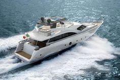 Ulisse Aicon 75 Motor Yacht Greece