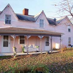 Photo: Jeannie Oldham | thisoldhouse.com | from Save This Old House: Washington County, KY