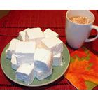 Homemade Marshmallows for the polar express hot chocolate!