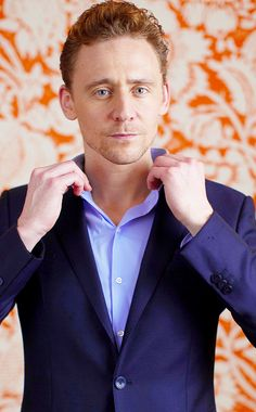 Tom Hiddleston - cannot figure out what it is about this guy, but wow!