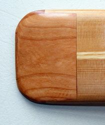 I really like the cherry hardwood tips on this western red cedar Greenland style kayak paddle. Kayak Paddle, Canoe And Kayak, Canoes, Kayaks, Greenland Paddle, Wood Canoe, Surf Boards, Red Cedar, Boat Plans