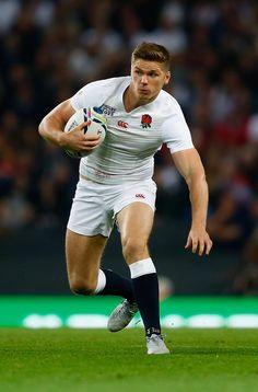 Owen Farrell Photos - England v Uruguay - Group A: Rugby World Cup 2015 - Zimbio