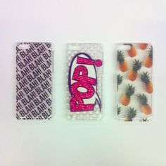 We're crushing all over these super-cute new #skinnydiplondon iPhone 5C cases... #riverisland