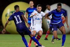 Blog Esportivo do Suíço:  Gustavo marca duas vezes, Bahia bate Atlântico e assume vice-liderança