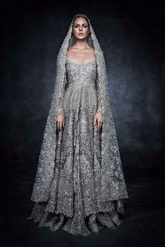 Winter Wonderland Wedding Gown