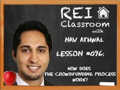 Today, Nav Athwal goes over how crowdfunding works for investors needing to borrow capital.