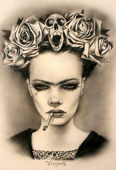 Viva la Frida by Brian M. Viveros